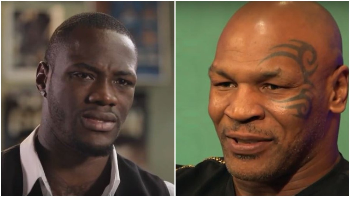 Tyson Has Simple Reply For Wilder Thinking He Would Have Beat Him In His Prime